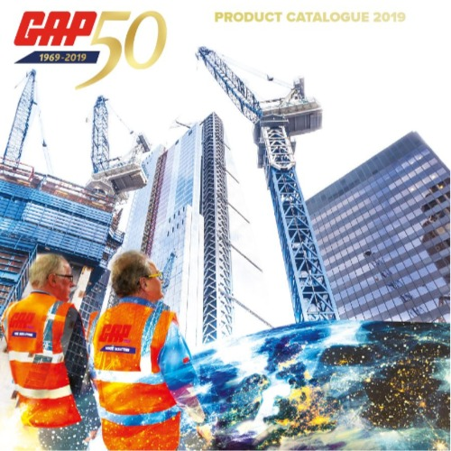 News Item: GAP Launches New 2019 Product Catalogue Which Commemorates the 50th Year of Trading