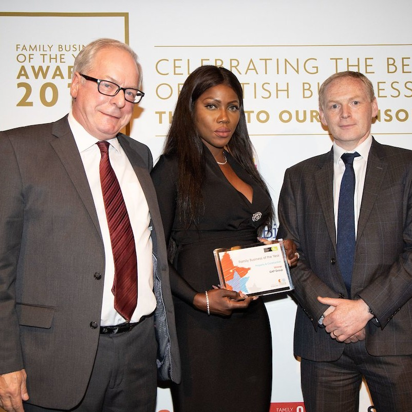 News Item: GAP Triumphs at the Family Business United Awards 2019