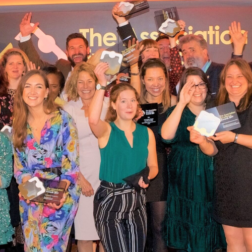 News Item: HAE EHA Shortlisted for Association Awards