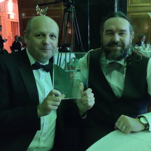News Item: HAE EHA Wins Award for Battle Against Virus