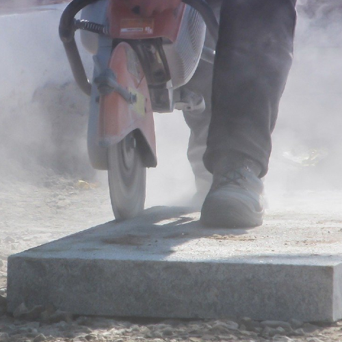 News Item: Health and Safety Executive Cracks Down on Dust