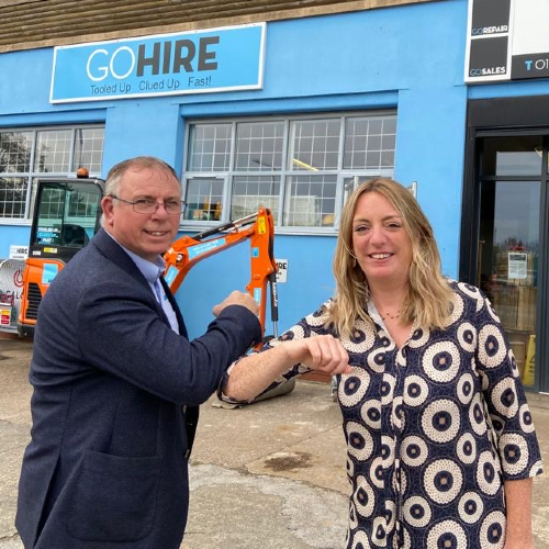 News Item: Hull Independent Tool Hire Firm Expands into Grimsby