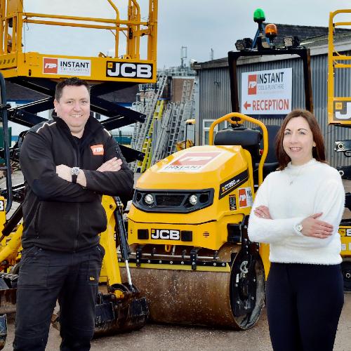 News Item: Instant Impact for JCB Customer