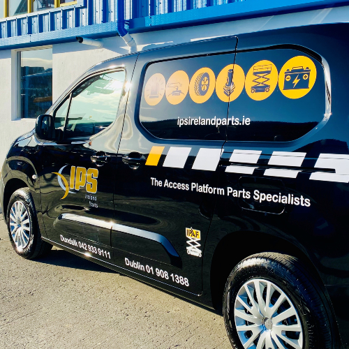 News Item: IPS Ireland Increases Vehicle Fleet