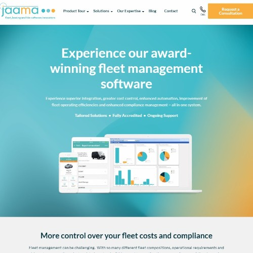 News Item: Jaama Completes Brand Refresh with New-look Website and Seeks More Graduate Recruits