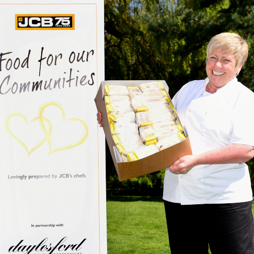 News Item: JCB Dishes Up Support for Homeless as Food Aid Project Expands