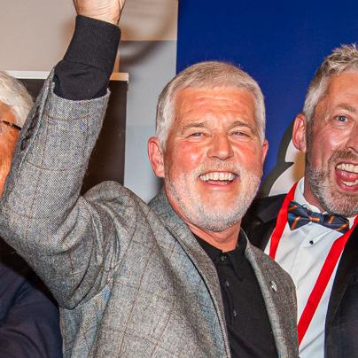 News Item: Lifetime Achievement Award for Graham Arundell