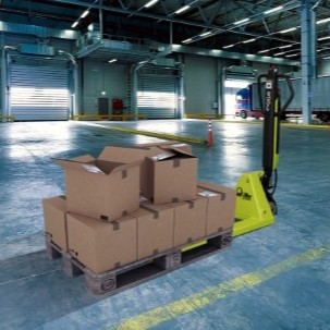 News Item: Lifter by Pramac Launches New Electric Pallet Truck