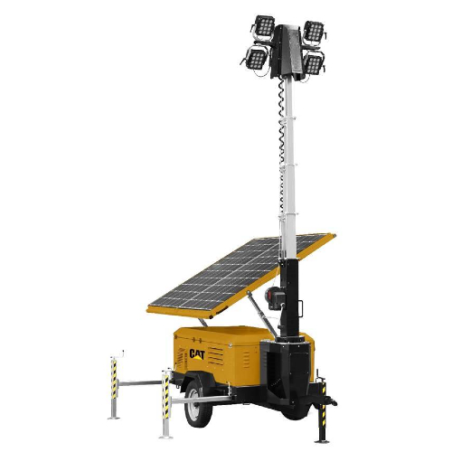 News Item: Lighting Tower Specialists, The Trime Group, Partner with Caterpillar