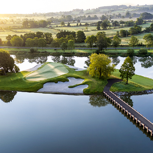 News Item: Major Tour Event Set to Put JCB Golf Course Firmly on the Map
