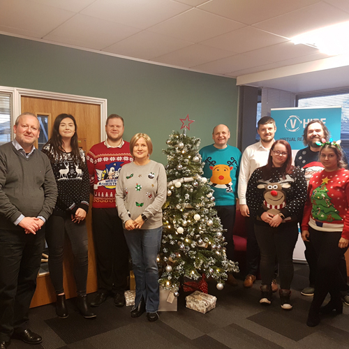 News Item: Merry Christmas for the HAE EHA Team
