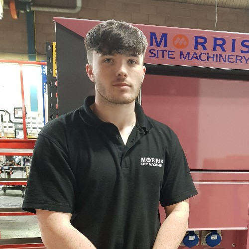 News Item: Morris Site Machinery Invests in Young Talent