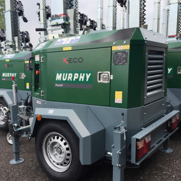 News Item: Murphy Expands with Trime Lighting Towers