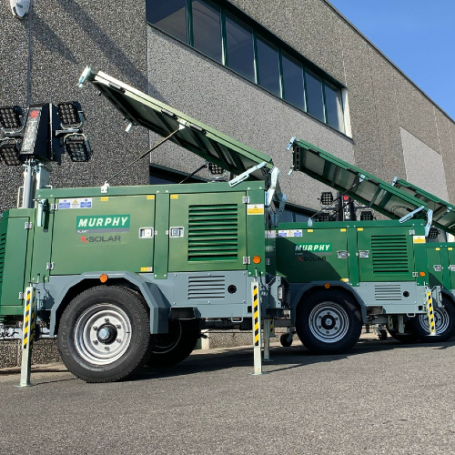 News Item: Murphy Plant Adds More Trime Lighting Towers