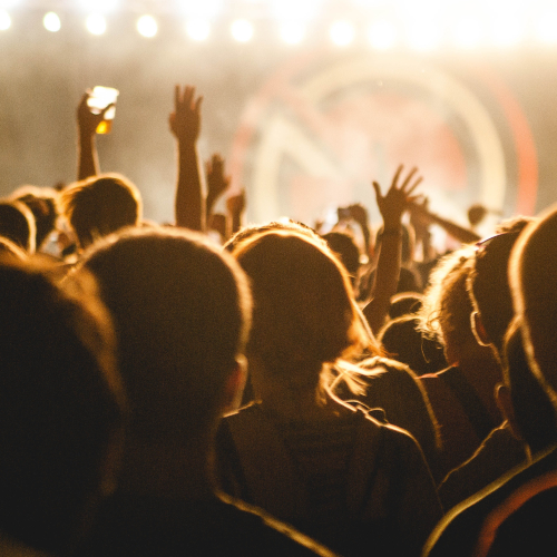 News Item: Music Event Without Social Distancing Could Point the Way to Industry Reboot