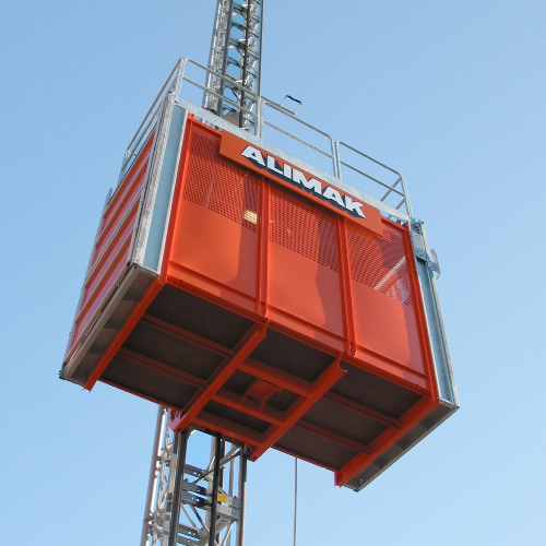 News Item: New Alimak Scando 65/32 Hoist Now Available to Hire from Rapid Platforms
