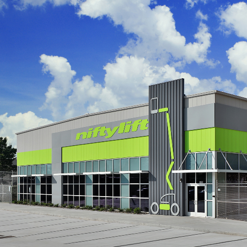 News Item: Niftylift Opens New Facility in the United States