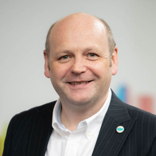 News Item: Paul Gaze Appointed HAE EHA Chief Executive Officer