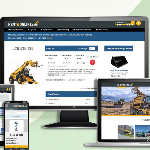 News Item: Point of Rental Moves into eCommerce with RentItOnline Acquisition