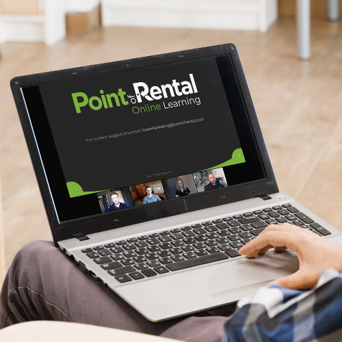 News Item: What's New Autumn 2020 - Point of Rental's Virtual International Conference, 2nd to 5th November 2020