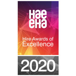 News Item: Register for free Virtual Hire Awards of Excellence 2020