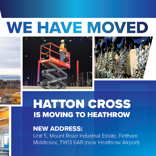 News Item: Relocation for GAP Group's Hatton Cross Depots
