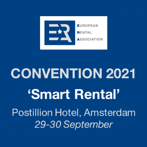 News Item: Rescheduled ERA Convention Will Bring the European Rental Industry Together for the First Time in Two Years