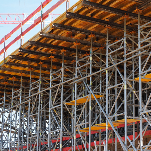 News Item: Scaffolding Company and Director Fined Following Fall from Height Fatality