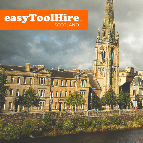News Item: Scottish Tool Hire Business Looks to the Future