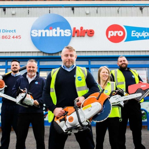 News Item: Smiths Hire are Proud to Announce the Acquisition of Formby Tool Hire