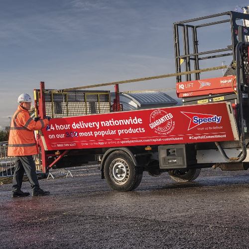 News Item: Speedy Extends Same-day Delivery Promise