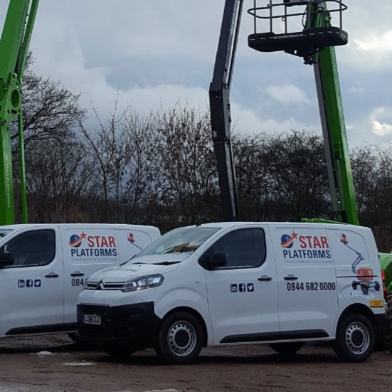 News Item: Star Platforms Delivery and Service Fleet Ready for Ultra Low Emission Zone Introduction in April