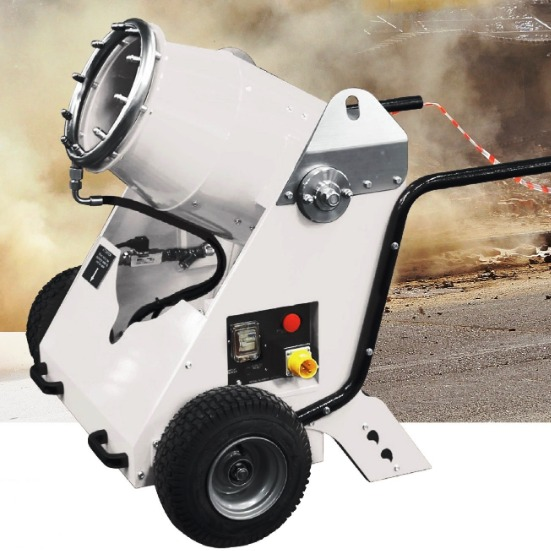 News Item: Start Fighting Dust with Trime's X-DUST FIGHTER - Portable Site Dust Suppression