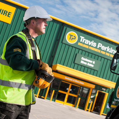 News Item: Travis Perkins plc Certified as Top Employer 2021
