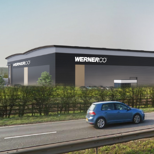 News Item: WernerCo Announces £10 Million Investment Including New UK Distribution Centre