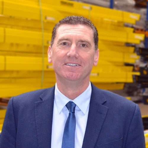 News Item: WernerCo UK Welcomes Justin White as its New Managing Director