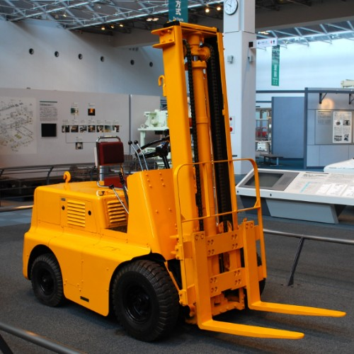 News Item: West Midlands Company Fined After Worker Killed by Forklift Truck