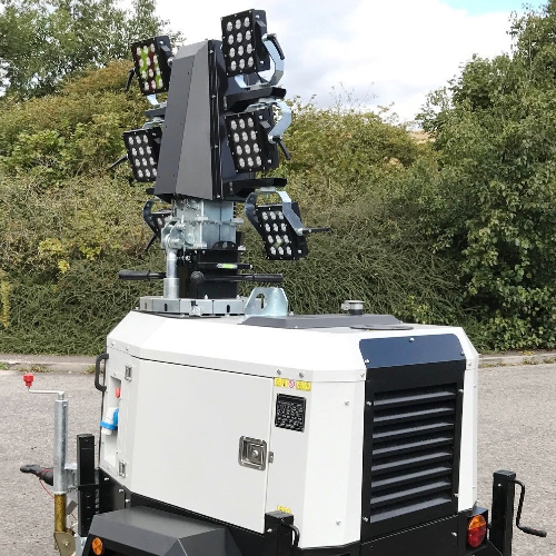 News Item: X-Rated! Specialist Rental Firm Christian Faversham Group Goes for Trime's X-ECO Lighting Towers