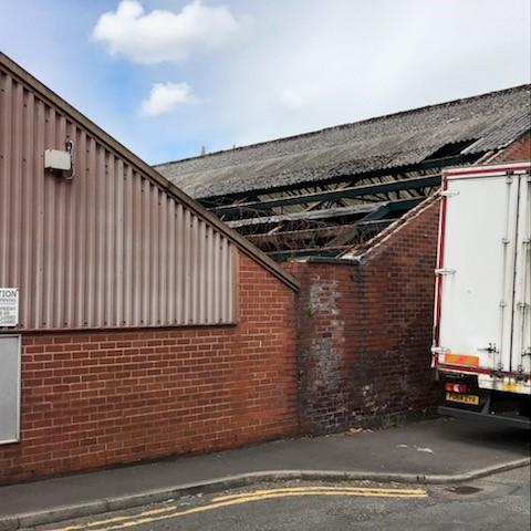 News Item: Poor Management of Roof Work Lands £80,000 Fine