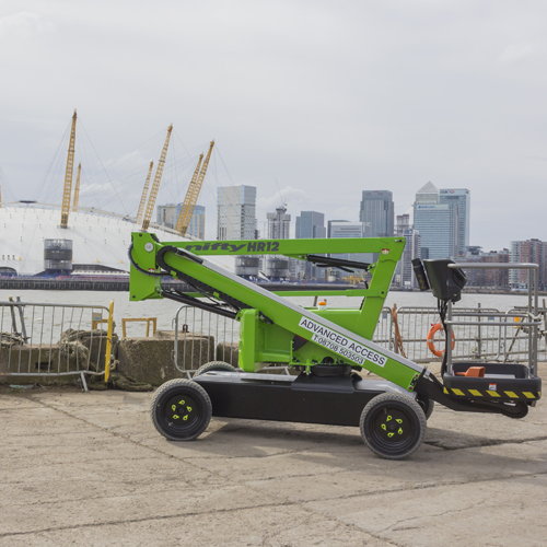 PRESS RELEASE: Advanced Access Goes Green for London
