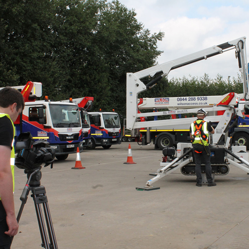 PRESS RELEASE: AFI Produces Machine Familiarisation Videos For Truck and Track Mounts