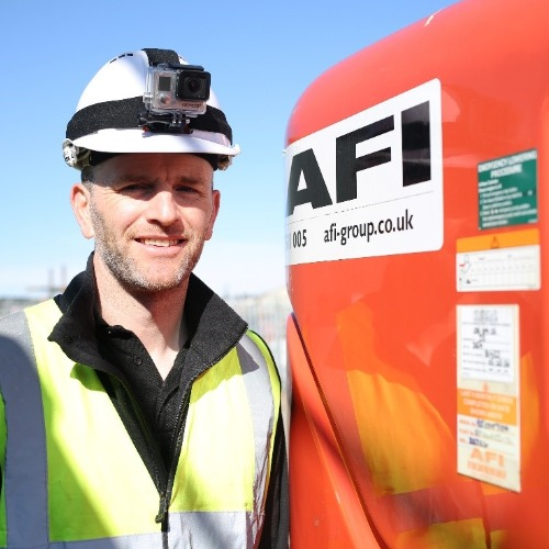 PRESS RELEASE: AFI Webinar - PASMA Tower Safety Week - The safe use of mobile access towers and low-level podiums