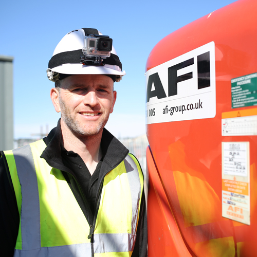 PRESS RELEASE: AFI Webinar: HSEQ - Rescue Plan for Working at Height