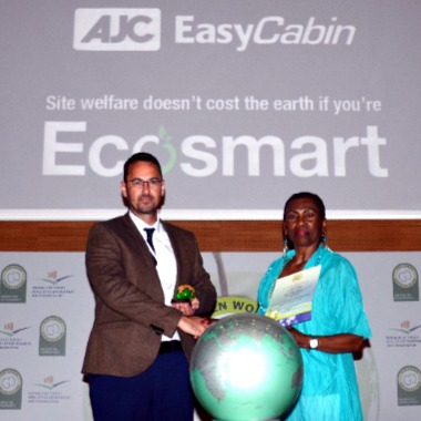PRESS RELEASE: AJC EasyCabin is on Top of the (Green) World