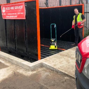 PRESS RELEASE: Alide Hire Make a Big Splash in Bristol and Bath