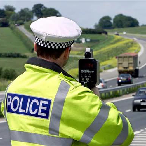 PRESS RELEASE: Beware! Changes In The Speeding Law