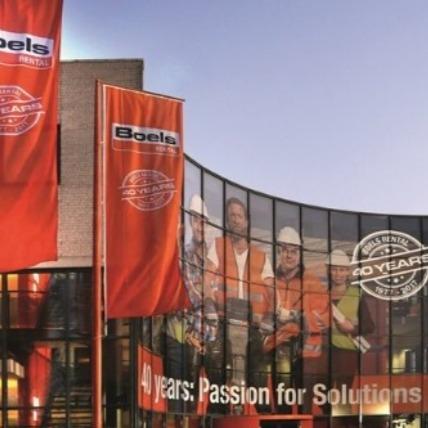 PRESS RELEASE: Boels Continue UK Expansion