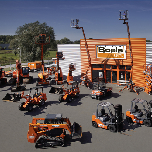 PRESS RELEASE: Boels Rental Makes Three Acquisitions