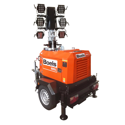 PRESS RELEASE: Boels Take Up Trime Lights in The UK