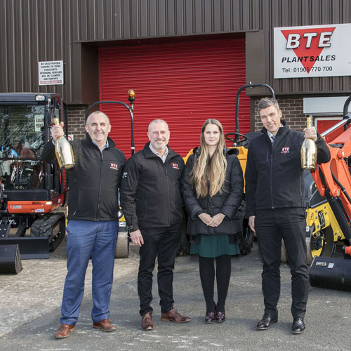 PRESS RELEASE: BTE Plant Sales Limited Open Their Fourth Depot As Record Sales Announced